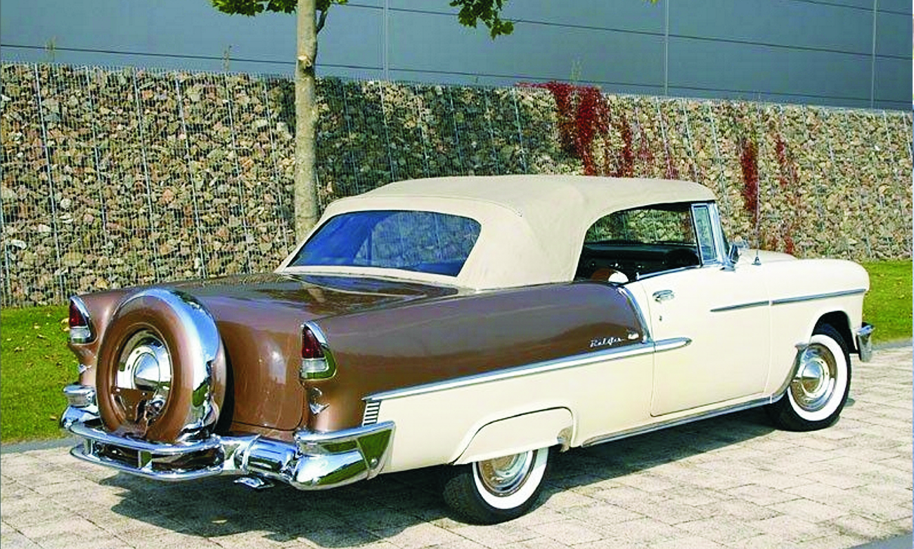 Continental Kits Complete Detailed And Authentic All Models 1950 Cadillac Reproduction Wiring Harness Gallery