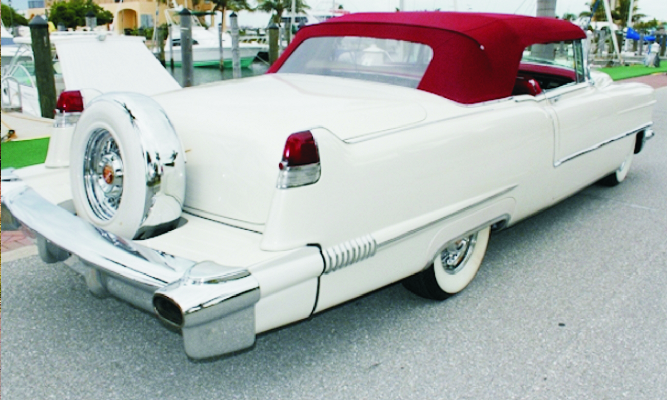 Continental Kits Complete Detailed And Authentic All Models 1950 Cadillac Reproduction Wiring Harness Prev